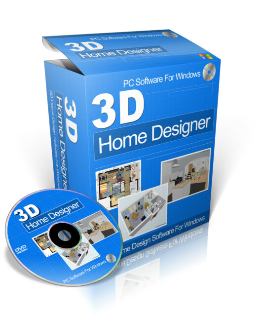 3d Home Design Cad Interior Design App Software Customize Floor Plans Pc Mac For Sale Online Ebay