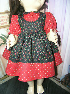 2-pc-Dress-Bloomer-Set-Doll-clothes-fits-22-23-034-Ideal-Saucy-Walker-or-Pedigree