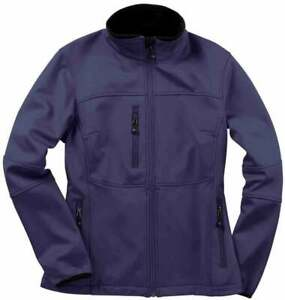 River-039-s-End-Soft-Shell-Jacket-Athletic-Outerwear-Navy-Womens
