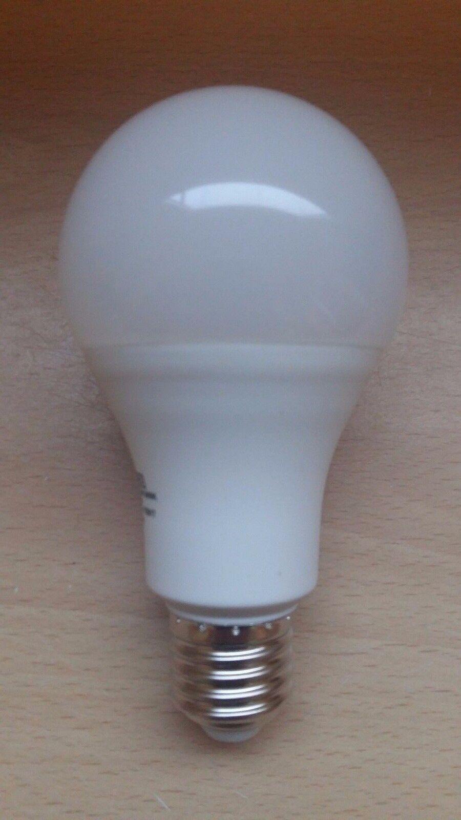 10 x  15w LED GLS Light Bulb Lamp ES Screw In E27 Warm White 100w Great Value