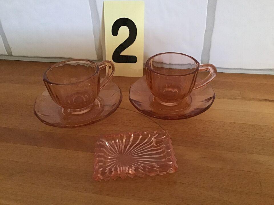 Porcelæn, Små kaffekopper, Blandet