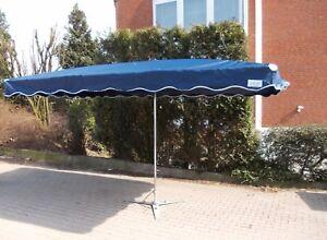 NEU 2 x 3 m Marktschirm Marktstand Schirm Messestand  inkl 20kg Fuß !!!