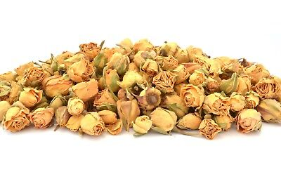 Dried Flowers Rose Buds Mix Dry Roses Craft Tea Potpourri Soap Candle Decor