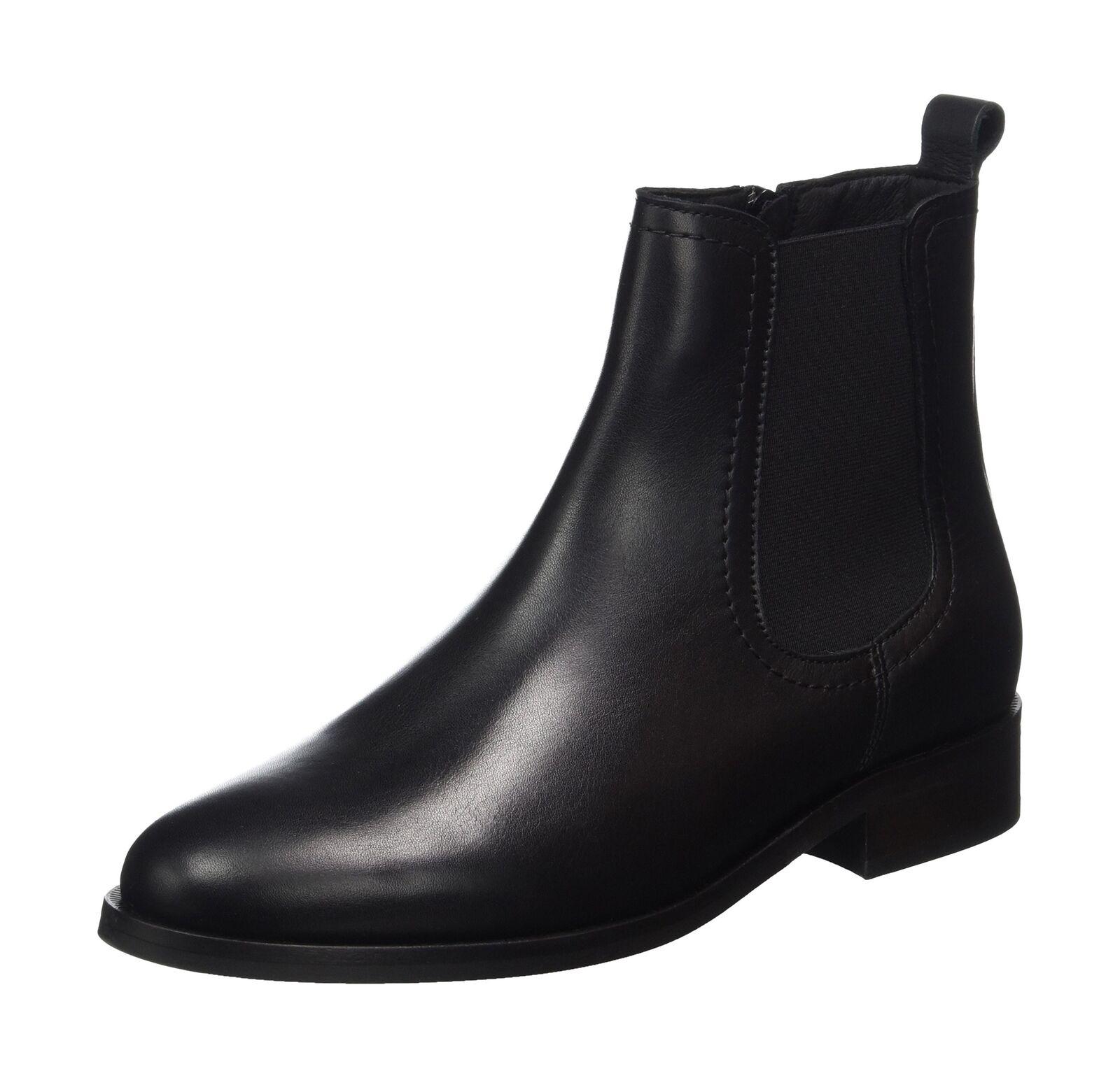 Buffalo Womens ES 30855l Sauvage Chelsea Boots Black Black Black (Preto 01 0) 6.5 UK 3adeff