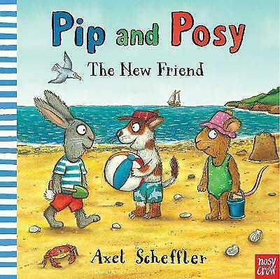 1 of 1 - Pip and Posy: The New Friend-ExLibrary