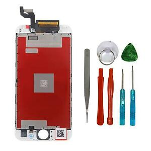 NEW-SILVER-iPhone-6S-Screen-Touch-Digitizer-Assembly-Replacement-FREE-TOOLS