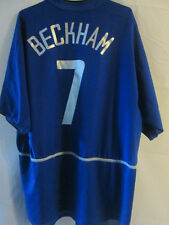 Manchester United 2002-2003 Beckham Away Football Shirt Size XXL /34124