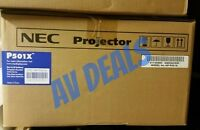 Nec Np-p501x Lcd Digital Video Projector 5000 Ansi Lumens With Warranty Included