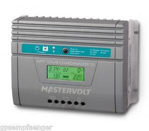 Mastervolt-MPPT-Solar-ChargeMaster-SCM25-Solar-Laderegler
