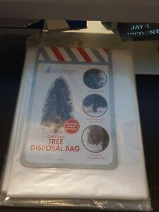 Whitmor Christmas Tree Disposal Bag 72.83 X 90 inches ...