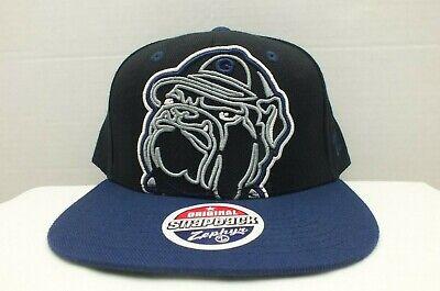 NCAA Georgetown Hoyas Snapback Hat Cap Zephyr Doppler