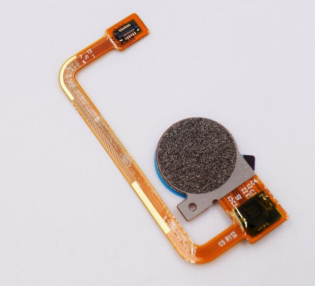 Original Sony xperia XA2 Ultra H3213 Fingerprint Sensor Flex Gold