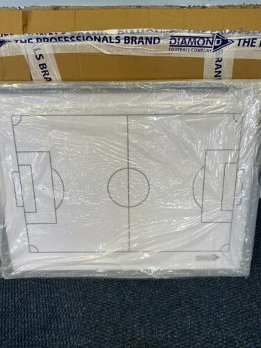 BOX OF 5 YES 5 FOOTBALL TACTIC BOARDS 60 X 45cm SECONDS TO CLEAR