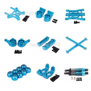 For RC 1/18 Hobbico Dromida BX MT SC4.18 Revel 24540 Scorch Alum Blue DIY Parts