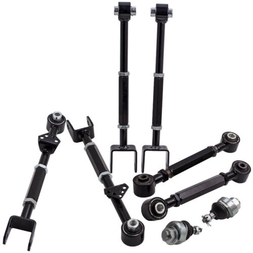 for AcuraTSX 2009-2013 Suspension Rear Camber Arms Set W// Front Ball Joint