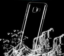 Crystal Clear Soft Silicone Cover Back Case for Samsung Galaxy A3 2016 A310 mex