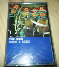 The Who  Odds & Sods - Cassette - SEALED
