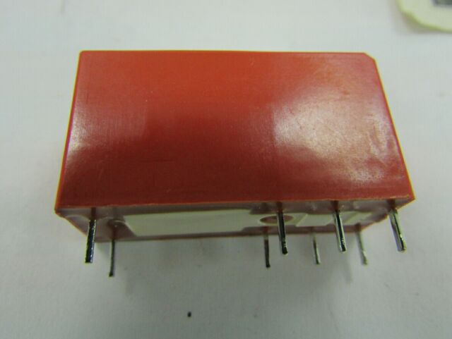 4 Tyco Schrack DPDT Relays RTE24024 24VDC Coil 8A 250VAC 1-1393243-0 2 Form C CO
