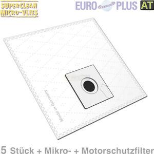 8   Staubsaugerbeutel Swirl Y50  für Clean-Maxx VC-H 5003