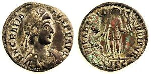 Imperio Romano- Maiorina. Siglo IV d.C. MBC+/VF+. Cobre 4,6 g.