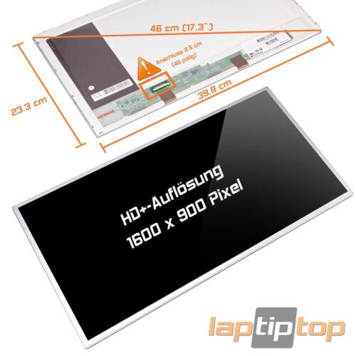 "Display LED 17,3/"" Samsung se31 serie LUCIDO"