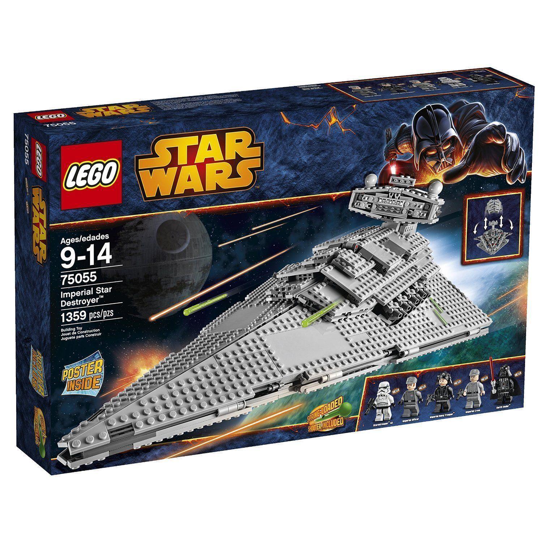 LEGO Star Wars 75055  Imperial Star Destroyer New Sealed