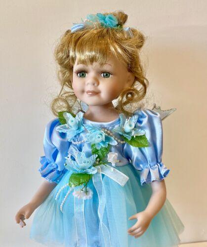 New Fairy Porcelain Doll Angel Porcelain Dolls-Limited Edition Porcelain Doll