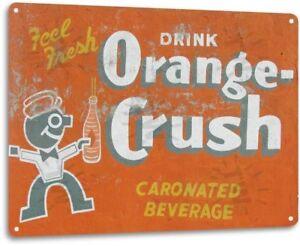 Orange-Crush-Drink-Soda-Retro-Rustic-Beverage-Sign-Soda-Decor-Sign