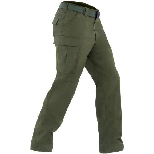 First Tactical  Especialista Hombres Caza Senderismo Carga Pantalones Od Verde