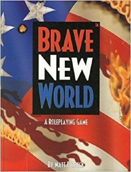 BRAVE NEW WORLD LIVRE DE BASE VO