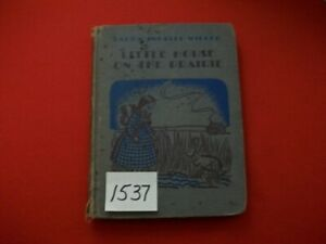 1ST-EDITION-1935-LITTLE-HOUSE-ON-THE-PRAIRIE-LAURA-INGALLS-WILDER-RARE-COLLECT