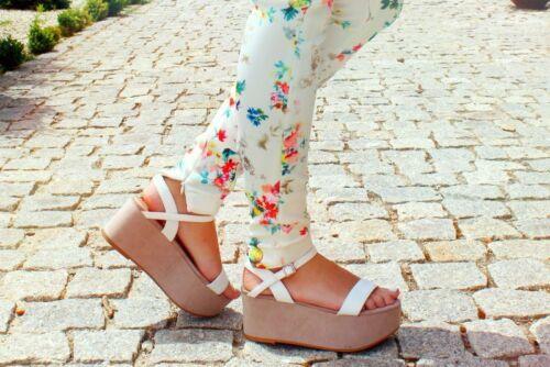 skinny Bloggers neoprene cerniera con crema con taglia stampa Zara grande floreale in Pantaloni Aqw4Wxg