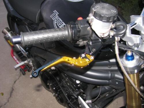 For Kawasaki Z750 Z 750 2007-2012 Styles Adjustable Clutch Brake Levers Set CNC