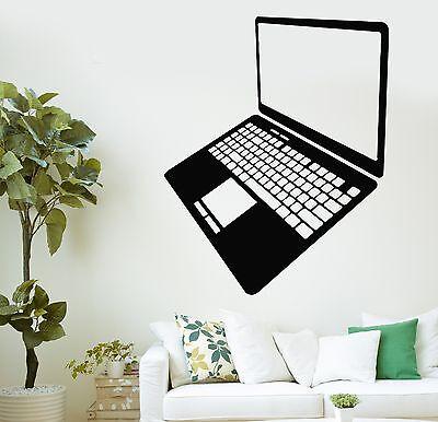 Wall Sticker Vinyl Decal Laptop Computer Gadget Internet Technology IT (ig1374)