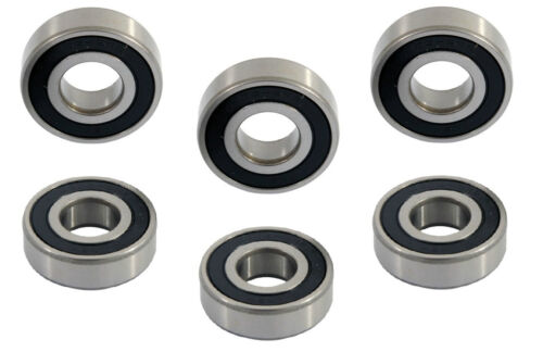 """6 PACK  3 UPPER /& 3 LOWER 42 /"""" DECK SPINDLE BEARINGS MADE FOR  CRAFTSMAN"""