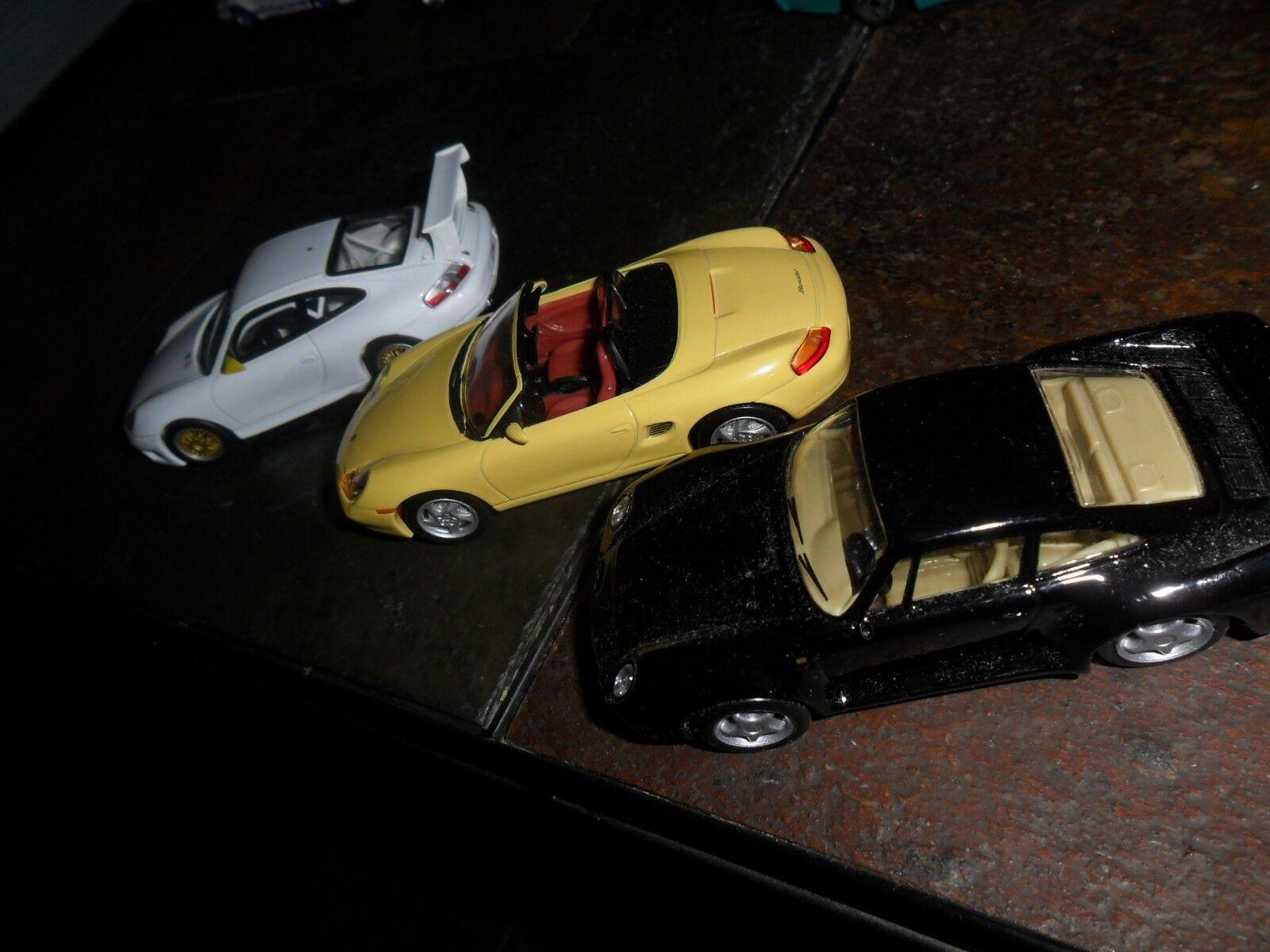 3 CAR LOT 1 43 DeAgostini DeAgostini DeAgostini High Speed 911 Porsche Boxster 911 959 be9d88