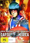 Captain America (DVD, 2014)