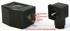 Solenoid Coil 12v Dc Vdc For Ace Crew Brass Normally Open Electric Valve