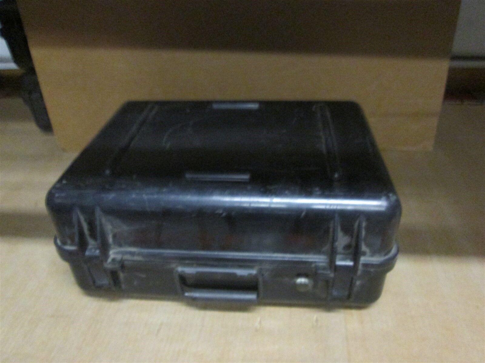21x17x9 Starlight Hard Case Mounts Compartments Dry Box Weathertight Gun Camera