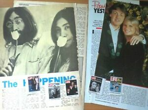 The-Beatles-Magazine-Clippings-Pack
