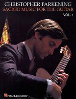 Sacred Music For The Guitar Volume 1 Sheet Music Guitar Solo Guitar 000699095
