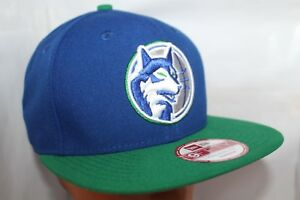 best sneakers b98dd ce754 ... hot image is loading minnesota timberwolves new era nba 2 tone 9fifty  79897 0597e