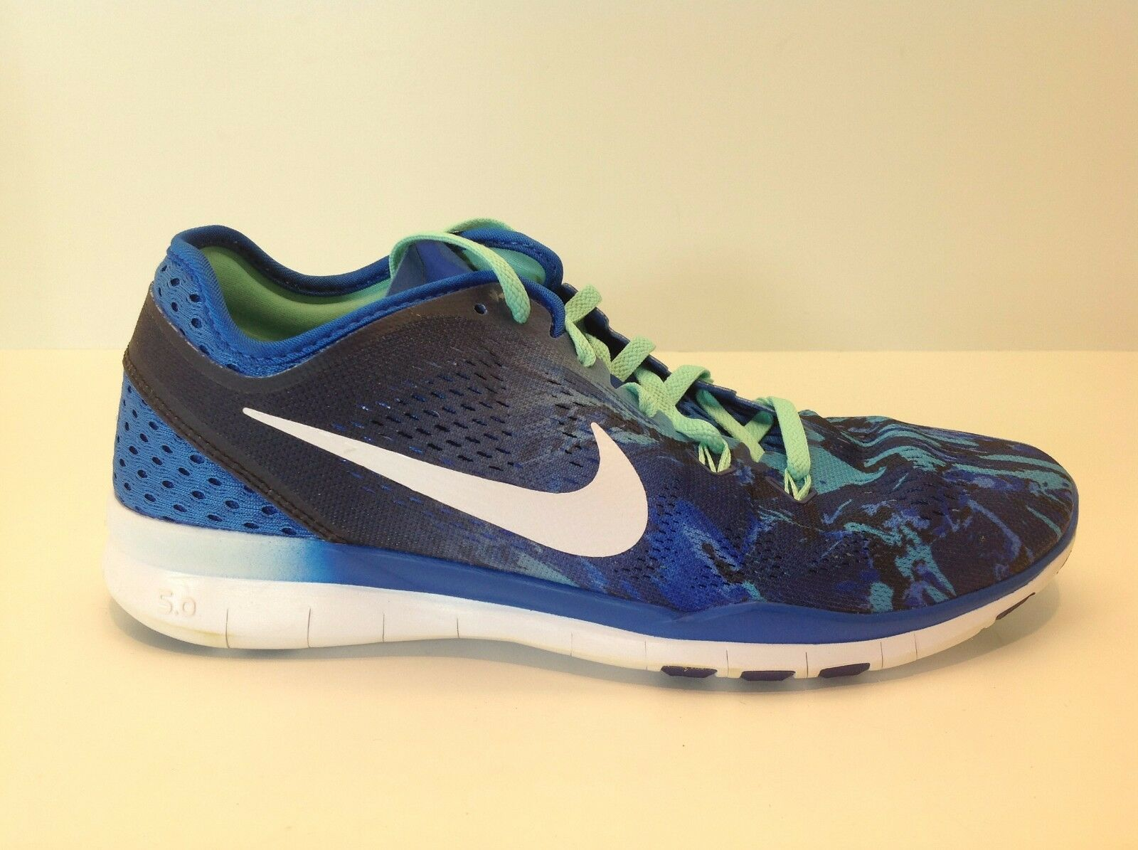 Women's Nike Free 5.0 TR Fit 5 PRT Size 8 & 8.5 New in Box NO Top Lid 704695 403