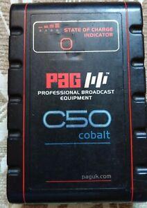 PAG-C50-COBALT-BATTERIE-PROFESSIONAL-BROADCAST-EQUIPMENT