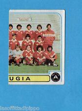 PANINI CALCIATORI 1980/81-Figurina n.230- SQUADRA DX - PERUGIA -Recuperata