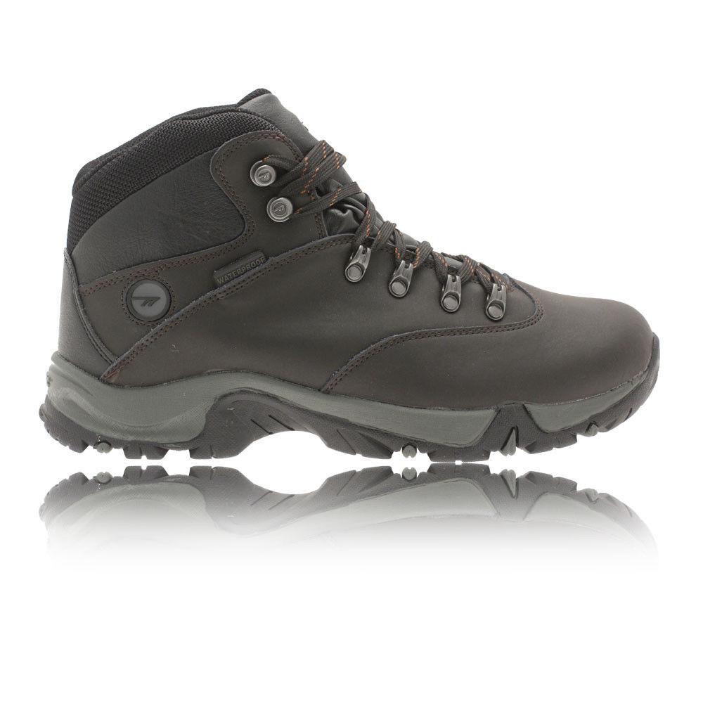 Hi-Tec Ottawa WP Hombre Botas Marrón Andar Excursión Exterior Deporte Botas Hombre Zapatos 13f87b
