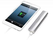 Batterie de secours portable universelle , d'appoint , rechargeable 10400mAh