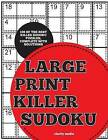 Killer Sudoku Large Print by Clarity Media (Paperback / softback, 2014)