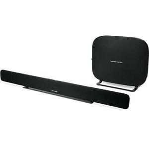 Harman-Kardon-Omni-Bar-Plus-HD-Soundbar-amp-Subwoofer-with-WiFi-amp-Bluetooth-Black