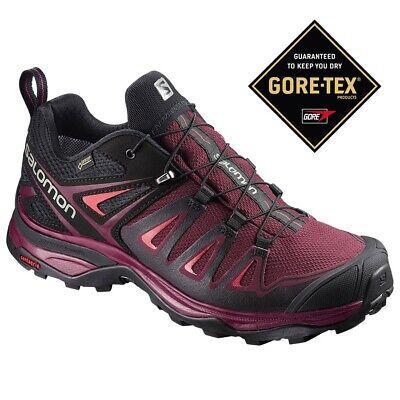 Salomon x Ultra 3 GTX W 37 40.5 Scarpe Trekking Donna All'Aperto Gore Tex Nuovo | eBay